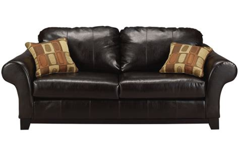 bicast leather sofa durahide bicast brown sofa