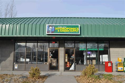 Garden Supply Store Alaska S Alaska S Largest Hydroponics Supply