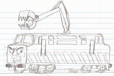 diesel 10 sketch by blockwave on deviantart