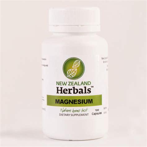 magnesio suprema suprema c nz herbals