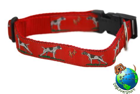 large breed collars german shorthair pointer breed adjustable collar large 12 20 ebay