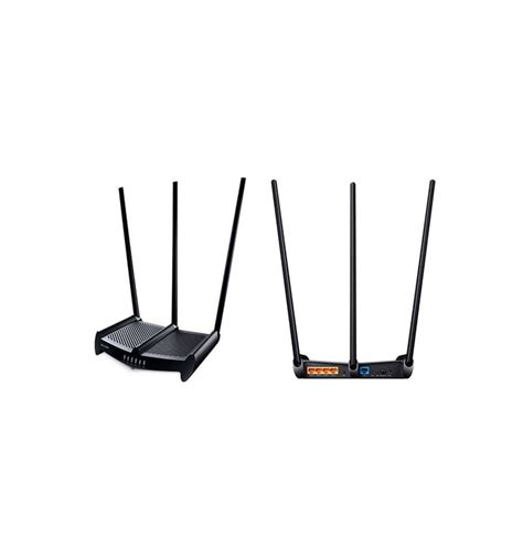 Wireless Router 450mbps Tl Wr941hp jual tp link tl wr941hp 450mbps high power wireless n
