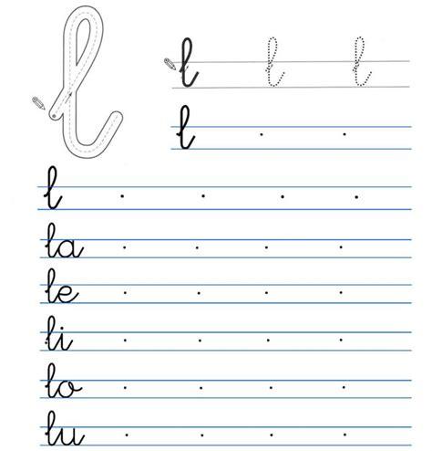 De la mejor manera posible dibujo de caligrafia l para colorear como