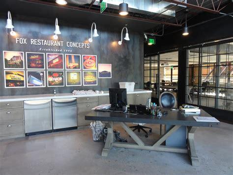 restaurant bureau fox restaurant concepts office cmda design bureau inc