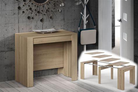 mesa consola comedor extensible  en  de consola  mesa extensible de  cm en  solo mueble