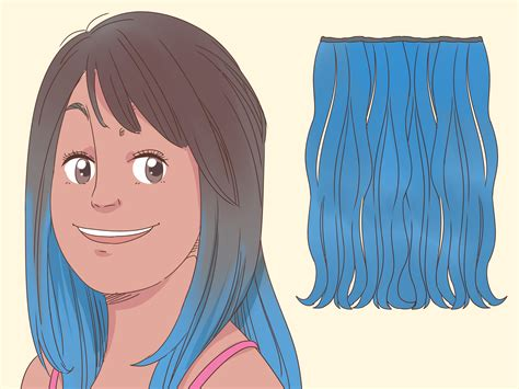 ways to color hair 3 easy ways to color your hair without using hair dye