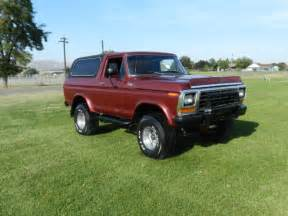 Ford 460 For Sale 1978 Ford Bronco 4x4 F150 Lifted In Great Shape With 460