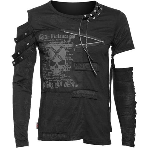 men s punk rock black white pattern gothic goth emo 89 best style diy images on pinterest sewing modeling