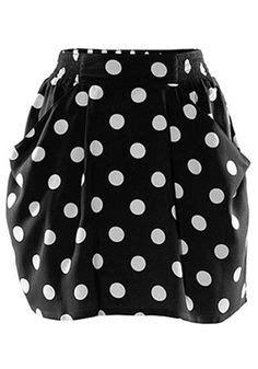 Polka Tile Skirt the world s catalog of ideas