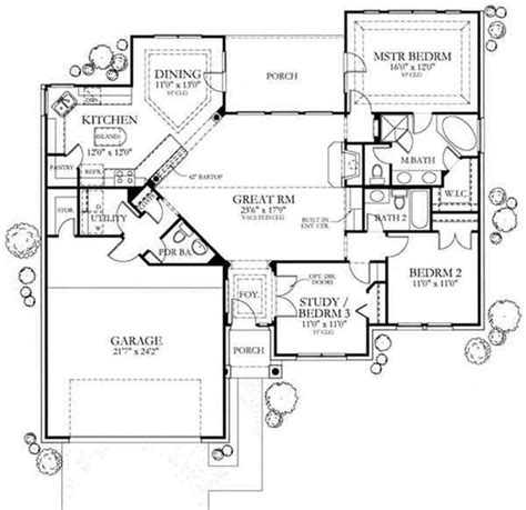 arts and crafts homes floor plans 3 bedroom house 1500 sq ft house floor plans arts and