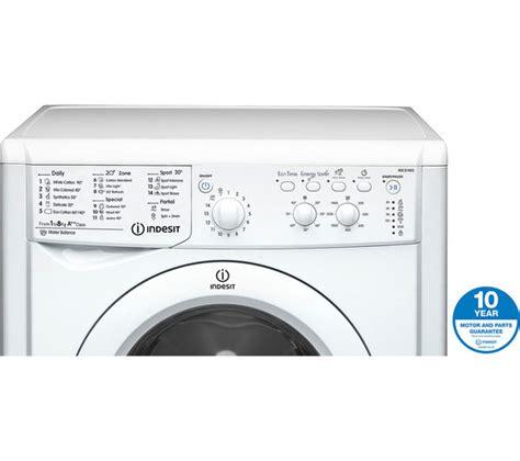 buy indesit iwc81482 eco washing machine white free