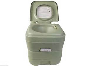 indoor portable toilet 5 gallon 20l portable toilet flush travel cing outdoor