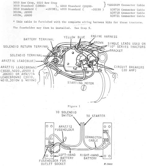 1967 deere 3020 gas wiring diagram 1967 get free