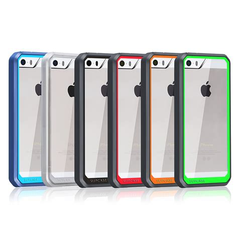 Iphone 6 Supcase Bumper Future Armor Soft Cover Casing supcase shockproof cases for iphone 6 6s rugged armor hybrid clear pc cover for iphone 6 6s