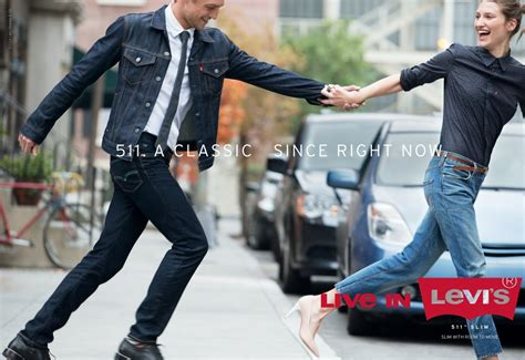 Are Levis Back In Fashion Again by Just Don T Bore Them Levi S 174 Best Ad Caigns