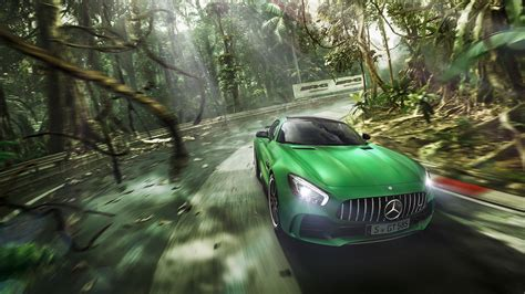 Of The by The Mercedes Amg Gt R Beast Of The Green Hell