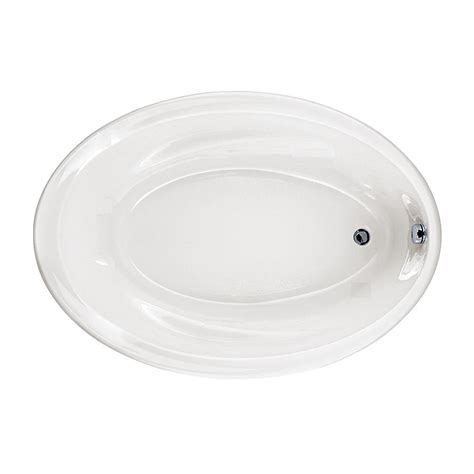 Oval Drop In Bathtub by American Standard 2903 002 Savona Oval Drop In Soaking Tub