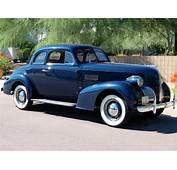1939 Pontiac Silver Streak Opera Coupe