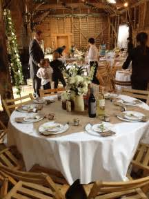 Rustic wedding tables burlap and tables on pinterest