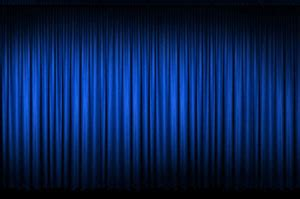 behind the blue curtain blue curtain www pixshark com images galleries with a