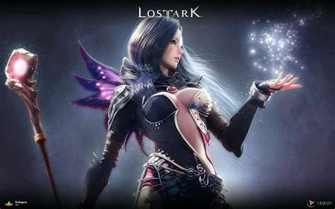 hot desktop wallpapers hot free wallpapers mi9 games lost ark magicienne jeuxonline