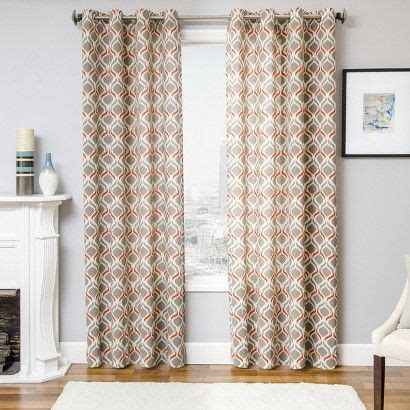 brown ikat curtains blakely 3 color ikat curtain panel target 49 99 design