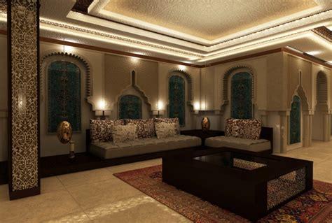 Moroccan Interior Design Elements interieur marocain design 14