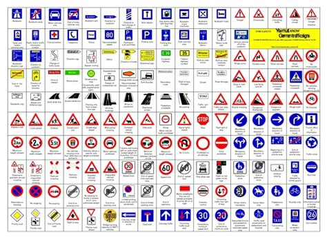 printable road signs and meanings road signs in kenya kenya road signs meaning