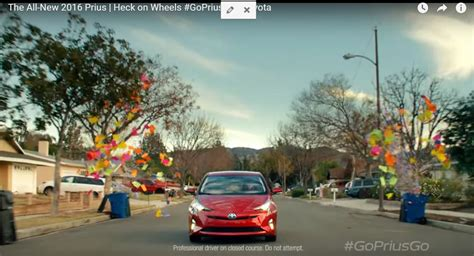 Toyota Bowl Commercial Toyota Prius Bowl Ad Is Interesting Gas 2
