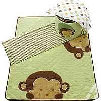 Mod Pod Pop Monkey Crib Bedding Mod Pod Monkey Crib Set And Accessories Kissimmee St Cloud For Sale In Orlando Florida