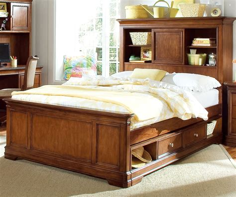 storage bed with bookcase headboard bookcase headboard size bed with storage
