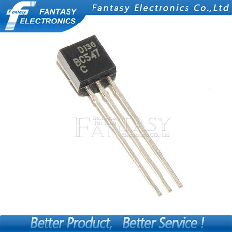 bc547 transistor usage bc547 transistor in to92 package 28 images bc557b pnp transistor 45v 100ma bc547 geh 228 use