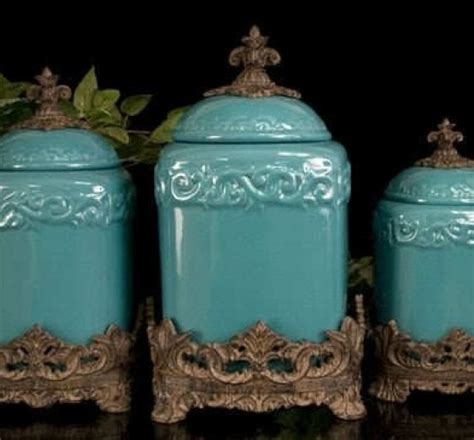 tuscan style kitchen canisters decorative kitchen canisters sets decor