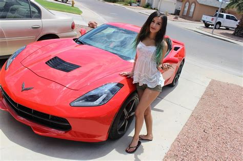 Women C 4 by Gamer S 2014 Corvette Stingray Gets Plasti Dip