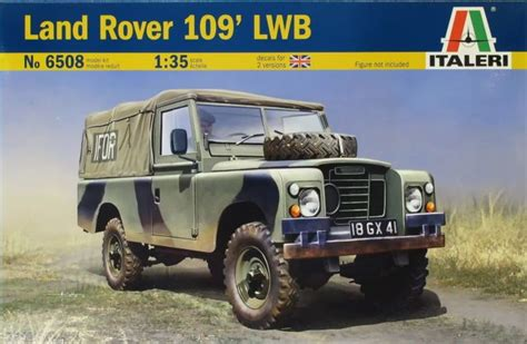 land rover italeri italeri land rover 109 lwb british royal army 1 35 scale