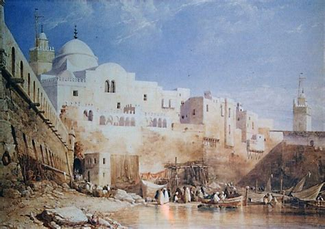 Sketches D Algerie by Alg 233 Rie Peintre Anglais William Wyld 1806 1889 Huile