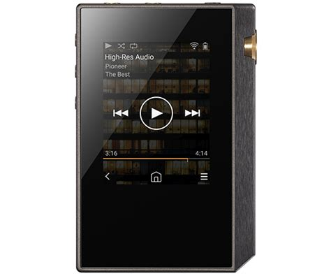 Sony Player 3157 by Xdp 30r Hi Res Digital Audio Player Pioneer Home