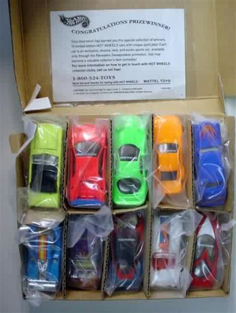 Mattel Hot Wheels Sweepstakes - hot wheels mattel collectible diecast cars trucks for sale from gasoline alley antiques