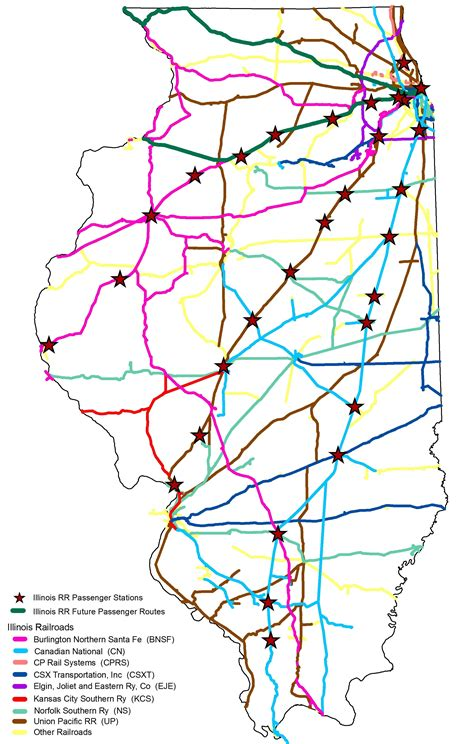 map us rail network rail
