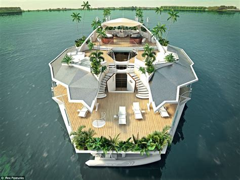 floating boat island land ahoy incredible floating island offers the