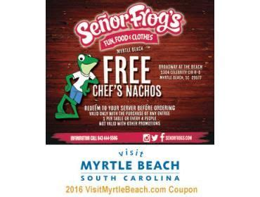 printable restaurant coupons for myrtle beach sc 17 best images about vacation 2016 on pinterest myrtle