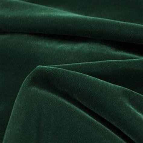 Emerald Upholstery by Luxor Emerald 42 Green Velvet Fabric 56010 Buyfabrics