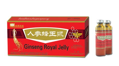 Ginseng Royal Jelly ginseng royal jelly tonic drink heatlh remedies