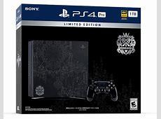 Sony PS4 Pro Kingdom Hearts III Limited Edition Bundle is ... Gamestop Ps4 Pro Bundle