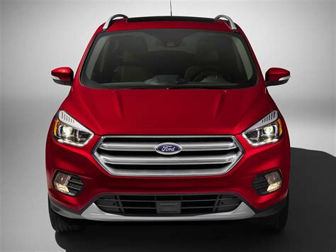 ford escape front wheel drive new 2017 ford escape price photos reviews safety