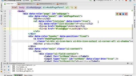 tutorial for jquery mobile jquery mobile listview and navigation tutorial youtube