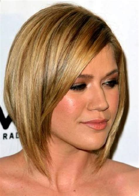 good haircuts for thick hair round face short hairstyles for thick hair beautiful hairstyles
