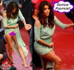 no panties eva longorias wardrobe malfunction in cannes 518 eva longoria s graduate school degree pics beauty has