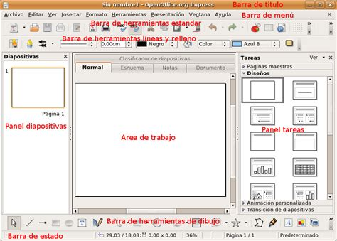 Open Office Powerpoint by Openoffice Impress Presentaciones