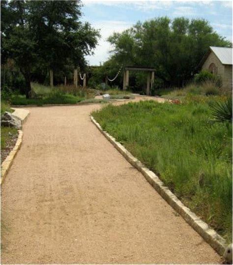 decomposed granite driveway affordable garden